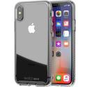 TECH21-BULLETIPXCLEAR - Coque antichoc iPhone X de Tech21 coloris transparent