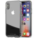 TECH21-CLEARIPXNOIR - Coque antichoc Pure-Clear iPhone Xs de Tech21 coloris fumé