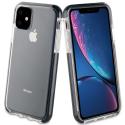 TGBKC0041-IP11PROMAX - Coque antichoc iPhone 11 Pro Max Tiger 3M de Muvit noire et transparente