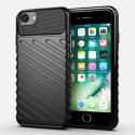 THUNDER-IP78 - Coque robuste iPhone 7/8/SE(2020) antichoc coloris noir