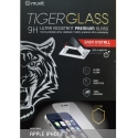 TIGER-IP8 - Protection écran incurvé 3D iPhone 7/8 Tiger-Glass avec applicateur