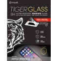 TIGER-IPX - Protection écran incurvé 3D iPhone X Tiger-Glass avec applicateur