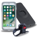TIGRA-GMCIPH7P2BK - Kit fixation TIGRA pour vélo avec Coque et Support iPhone 7/8 PLUS