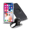 TIGRA-TIGMCIPHXBK - Kit fixation TIGRA pour vélo avec Coque et Support iPhone X
