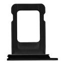 TIROIR-IP11PRONOIR - Tiroir de carte SIM iPhone 11 Pro / Pro Max coloris noir
