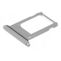 TIROIR-IP8ARGENT - Tiroir de carte SIM iPhone 8/8+ aluminium gris silver