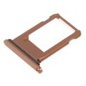 TIROIR-IP8GOLD - Tiroir de carte SIM iPhone 8/8+ aluminium gold