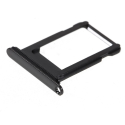 TIROIR-IPXNOIR - Tiroir de carte SIM iPhone X coloris noir