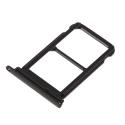 TIROIR-P20PRONOIR - Tiroir Huawei P20 PRO pour carte Nano-SIM et microSD coloris noir