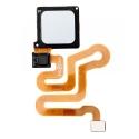 TOUCHID-P9GRIS - Nappe bouton Home lecteur empreintes Huawei P9 coloris gris