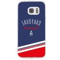 TPU0GALS7SAVOYARDFOREVER - Coque souple pour Samsung Galaxy S7 SM-G930 avec impression Motifs Savoyard forever