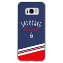 TPU0GALS8SAVOYARDFOREVER - Coque souple pour Samsung Galaxy S8 avec impression Motifs Savoyard forever