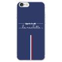 TPU0IPHONE7APRESLESKI - Coque souple pour Apple iPhone 7 avec impression Motifs après le ski la raclette