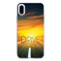 TPU0IPHONEXDRIVE - Coque souple pour Apple iPhone X avec impression Motifs Drive