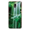 TPU0LENNY5HUMANITY - Coque souple pour Wiko Lenny 5 avec impression Motifs Humanity