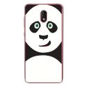 TPU0LENNY5PANDA - Coque souple pour Wiko Lenny 5 avec impression Motifs panda