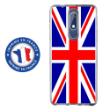 TPU0NOKIA51UNIONJACK - Coque souple pour Nokia 5-1 avec impression Motifs Union Jack