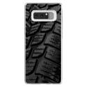 TPU0NOTE8PNEU - Coque souple pour Samsung Galaxy Note 8 avec impression Motifs pneu
