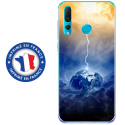 TPU0PSMART19APOCALYPSE - Coque souple pour Huawei P Smart (2019) avec impression Motifs Apocalypse