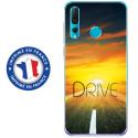 TPU0PSMART19DRIVE - Coque souple pour Huawei P Smart (2019) avec impression Motifs Drive