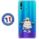 TPU0PSMART19MOMIE - Coque souple pour Huawei P Smart (2019) avec impression Motifs momie