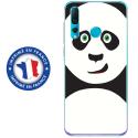 TPU0PSMART19PANDA - Coque souple pour Huawei P Smart (2019) avec impression Motifs panda