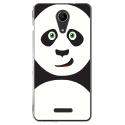 TPU0TOMMY2PANDA - Coque souple pour Wiko Tommy 2 avec impression Motifs panda