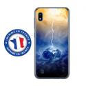 TPU0TPU0A10APOCALYPSE - Coque souple pour Samsung Galaxy A10 avec impression Motifs Apocalypse