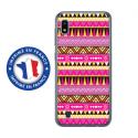 TPU0TPU0A10AZTEQUE - Coque souple pour Samsung Galaxy A10 avec impression Motifs aztèque
