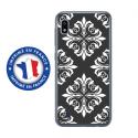 TPU0TPU0A10BAROQUE4 - Coque souple pour Samsung Galaxy A10 avec impression Motifs style baroque 4