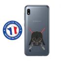 TPU0TPU0A10DARKVA - Coque souple pour Samsung Galaxy A10 avec impression Motifs Dark et sabres lasers