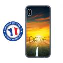 TPU0TPU0A10DRIVE - Coque souple pour Samsung Galaxy A10 avec impression Motifs Drive