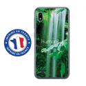 TPU0TPU0A10HUMANITY - Coque souple pour Samsung Galaxy A10 avec impression Motifs Humanity