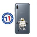 TPU0TPU0A10MOMIE - Coque souple pour Samsung Galaxy A10 avec impression Motifs momie