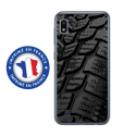 TPU0TPU0A10PNEU - Coque souple pour Samsung Galaxy A10 avec impression Motifs pneu