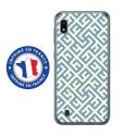 TPU0TPU0A10RETRO1 - Coque souple pour Samsung Galaxy A10 avec impression Motifs retro 1