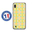 TPU0TPU0A10RETRO5 - Coque souple pour Samsung Galaxy A10 avec impression Motifs retro 5