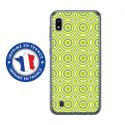 TPU0TPU0A10RETRO6 - Coque souple pour Samsung Galaxy A10 avec impression Motifs retro 6