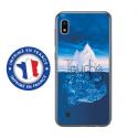 TPU0TPU0A10TOUCHECOULE - Coque souple pour Samsung Galaxy A10 avec impression Motifs Touché Coulé