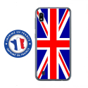TPU0TPU0A10UNIONJACK - Coque souple pour Samsung Galaxy A10 avec impression Motifs Union Jack