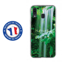 TPU0TPU0A20HUMANITY - Coque souple pour Samsung Galaxy A20 avec impression Motifs Humanity