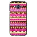 TPU1GALJ5AZTEQUE - Coque Souple en gel pour Samsung Galaxy J5 avec impression Motifs aztèque