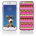 TPU1IPHONE6AZTEQUE - Coque Souple en gel pour Apple iPhone 6 avec impression aztèque