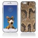 TPU1IPHONE6SERPENT - Coque Souple en gel pour Apple iPhone 6 avec impression peau de serpent