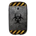 TPU1S6790FAMERADIOACTIF - Coque souple pour Samsung Galaxy Fame Lite S6790 avec impression Motifs radioactif