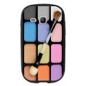 TPU1YOUNG2MAQUILLAGE - Coque souple pour Samsung Galaxy Young 2 SM-G130 avec impression Motifs palette de maquillage