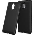 TPUCARBONOKIA31NOIR - Coque souple Nokia 3.1 aspect carbone noir en gel flexible