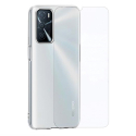 TPUGLASS-OPPOA16S - Pack protection transparente Avant + Arrière Oppo A16s