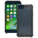 TRIDENT-KRYTDUALIP8NOIR - Coque antichoc iPhone 7/8 Kryt-Dual de Trident coloris noir