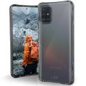 UAG-A51-PLYOICE - Coque Galaxy A51 UAG série Plyo coloris gris transparent antichoc
